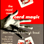 The Royal Road To Card Magic 1951 1st edition Jean Hugard
