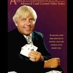 Allan Ackerman Advanced Card Control Vol. 3 Controls DVD