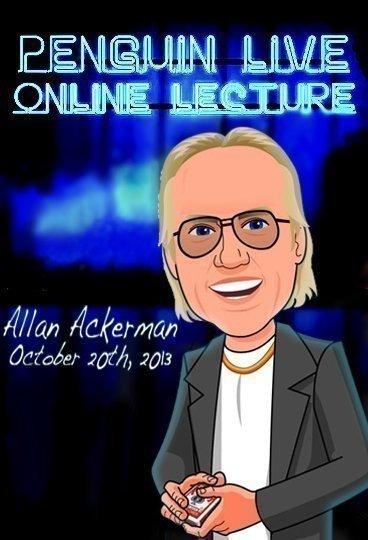 Allan Ackerman Penguin Live 10/20/2013 DVD