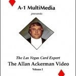 The Allan Ackerman Video Volume One 1