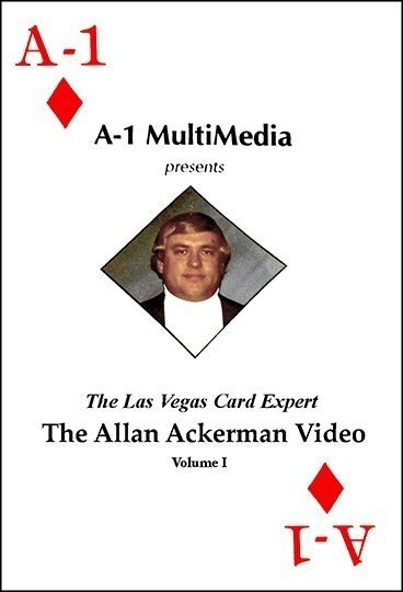 Allan Ackerman The Las Vegas Card Expert