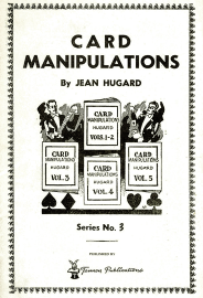 Jean Hugard Card Manipulations Vol 3 Book