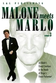 Malone Meets Marlo Volume 3 Bill Malone DVD