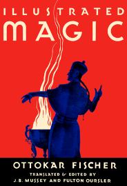 Ottokar Fischer Illustrated Magic 1931 The Wonder Book of Magic Das Wunderbuch Der Zauberkunst