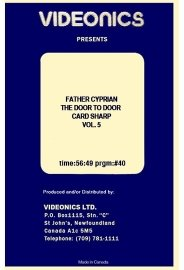 Father Cyprian The Door To Door Card Sharp V5