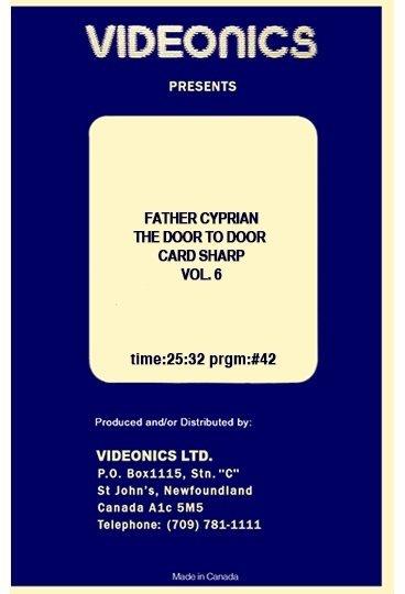 Father Cyprian The Door To Door Card Sharp V6