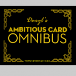 Daryls Ambitious Card Omnibus3