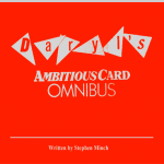 Daryls Ambitious Card Omnibus4